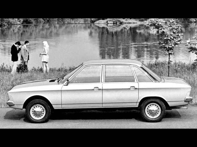 Volkswagen K70 Typ 48 03 1969–08 1971