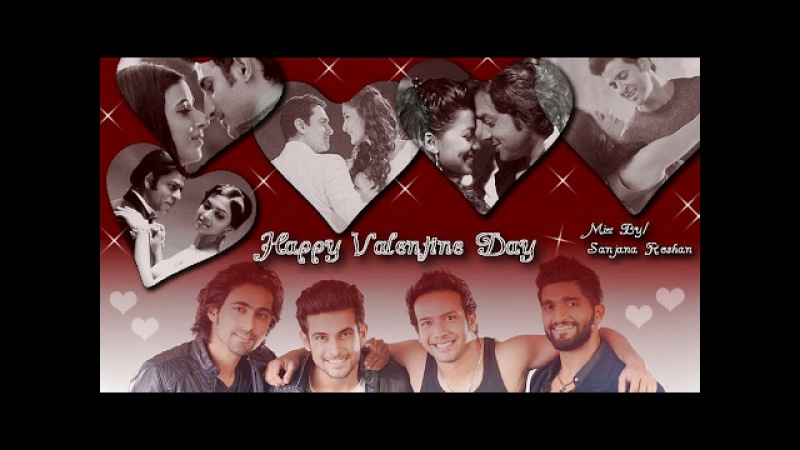 Happy Valentine's Day With SANAM Band Bollywood MIX - Yeh Raaten Yeh Mausam