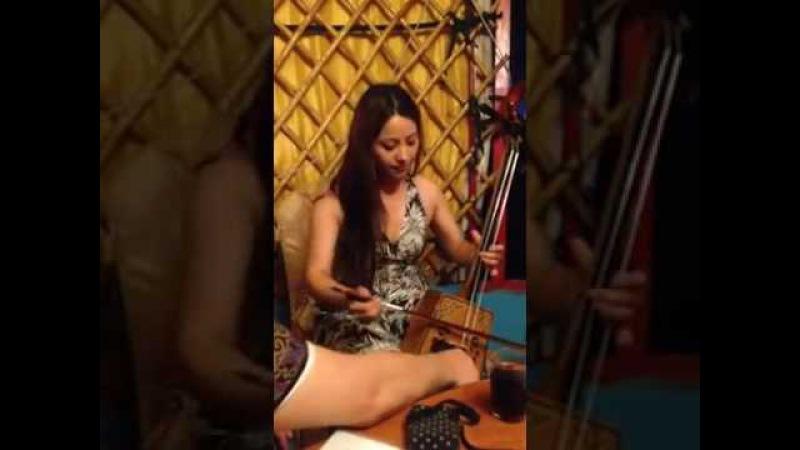 Өвөр МОНГОЛ БҮСГҮЙ УЯНГА Морин хуурын аялгуу /Horse Head Fiddle Ensemble of Mongolia/