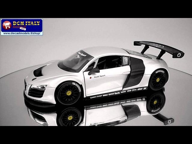 Audi R8 LMS - Rastar - 1:24