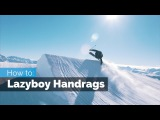 HOW TO LAZYBOY HAND DRAG ON SKIS