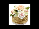 Karen Davies Sugarcraft Cake Decorating - Moulds - Rustic Wicker Tutorial