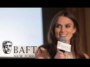 Keira Knightley In Conversation BAFTA New York topnotchenglish