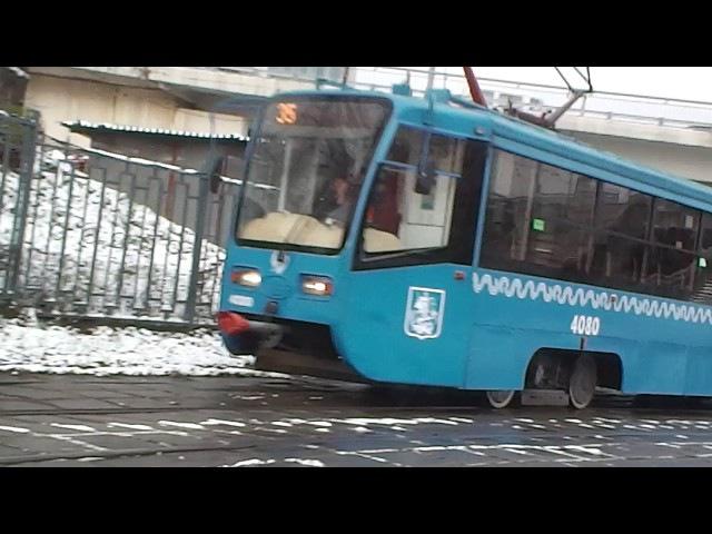 Трамвай 71- 619.