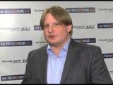 Телеканал 24 Техно - репортаж с церемонии Лучший гаджет 2012 по версии Рунета