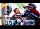 Overwatch Parody - COSPLAY CRACK!