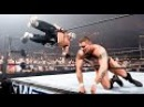 Rey Mysterio VS Randy Orton and Kurt Angle WWE WrestleMania 22