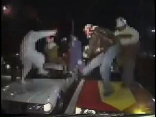 1998年 初日の出暴走 警察 vs 暴走族 激闘物語