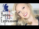 Top 5 Happy Expressions Idioms British English Vocabulary