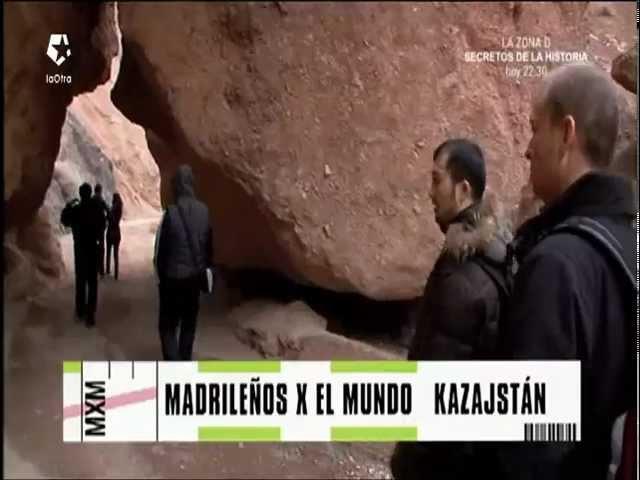 Madrileños por el mundo: Kazajistán