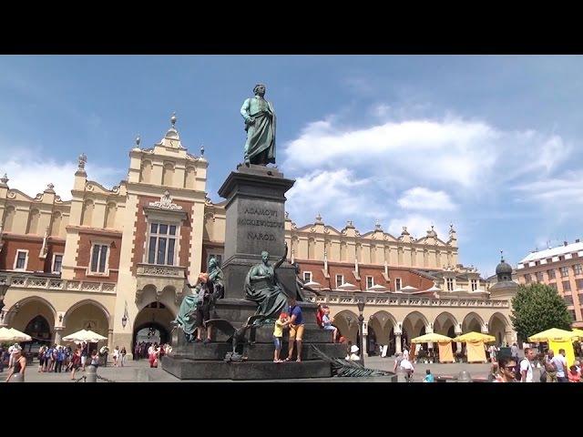Madrileños por el Mundo: Cracovia