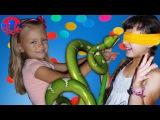 Челлендж - Угадай Игрушку. Кукла Беби Борн и Ярослава с подружкой Ритой - Игрушки для детей