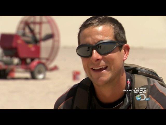 Выжить Любой Ценой 5 сезон 7 серия HD - Экстремальная Пустыня/ Man vs Wild