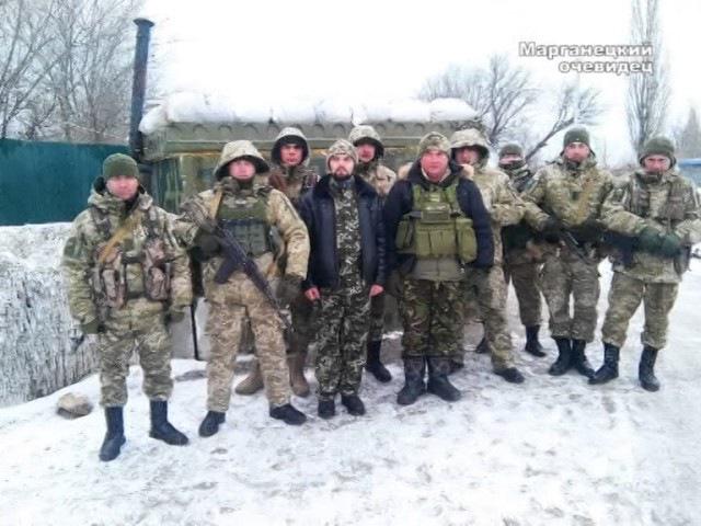 Привітання військового капелана-протоієрея Тимофія Редько з Новим Роком!