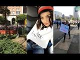 Vanessa Hudgens At Women's March On Washington (Full Video)