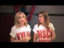Kylie Dannii Minogue 100 Degrees 'In The Studio'