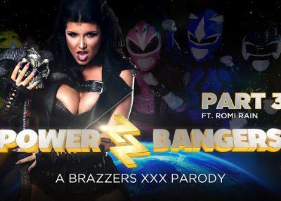 Power Bangers: A XXX Parody Part 3