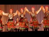 Ансамбль Кубанская казачья вольница Молдавский танец
