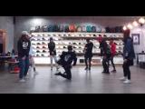 R3D ONE Dance Crew | Zay Hilfigerrr ft. Zayion McCall - Juju On That Beat