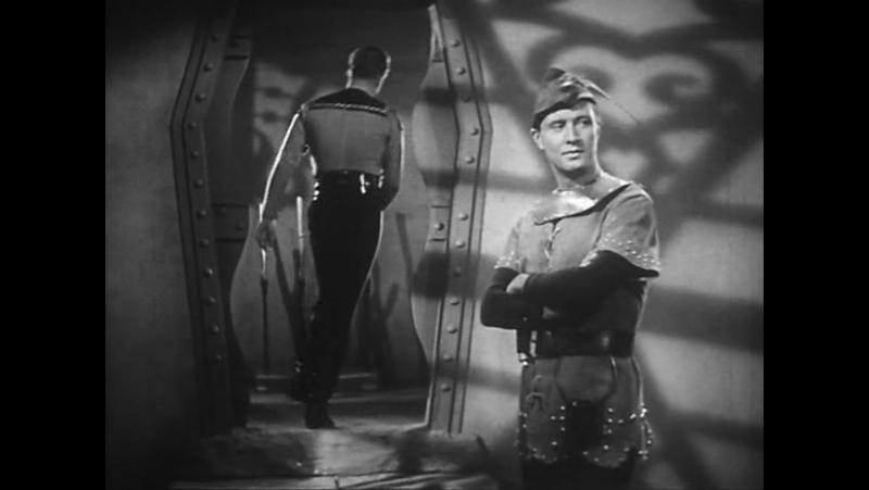 Флэш Гордон покоряет Вселенную (1940) Ep 10 - The Death Mist
