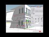 Урок 16. 3D-модель по фотографии. Базовый курс SketchUP
