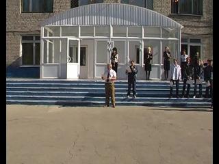 Награждение победителей спартакиады 2006