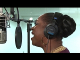 Regina Belle performing Make An Example Out Of Me at SiriusXM