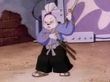 50. Гость из прошлого (Usagi Yojimbo)