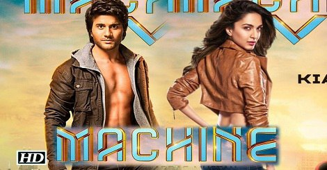 Machine 2017 Torrent movie Download