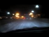 Усть каменогорск . Дороги осенью 25 ноября 2016.г(2)incident_uka