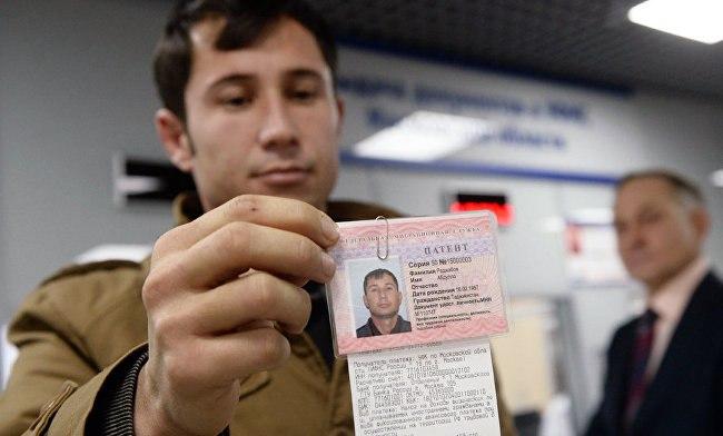 Трудовые патенты мигрантов за год принесли в бюджет России более 38 млрд рублей