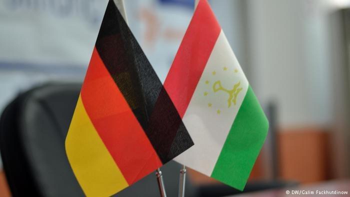 Германия поможет Таджикистану на 33,5 миллиона евро