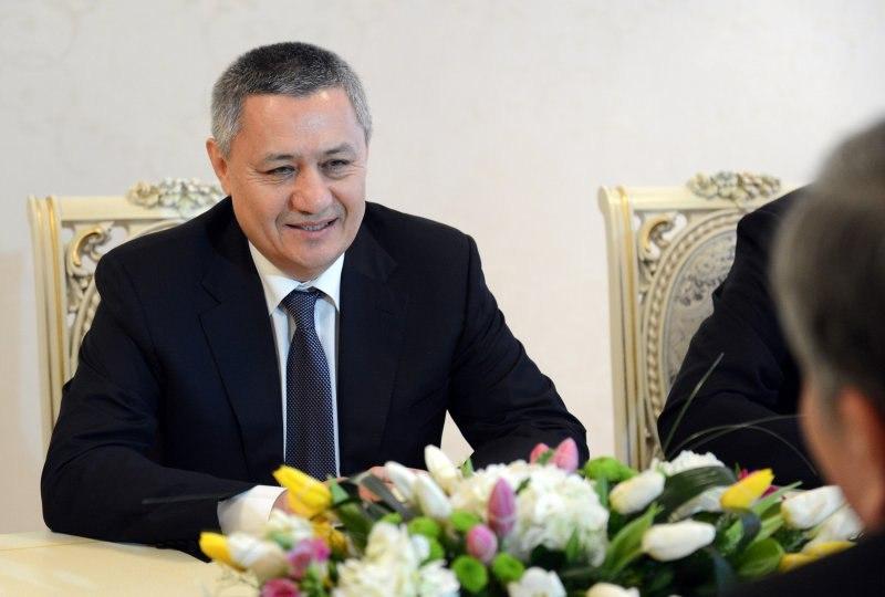 В Душанбе ожидается прибытие вице-премьера Узбекистана с большой правительственной делегацией