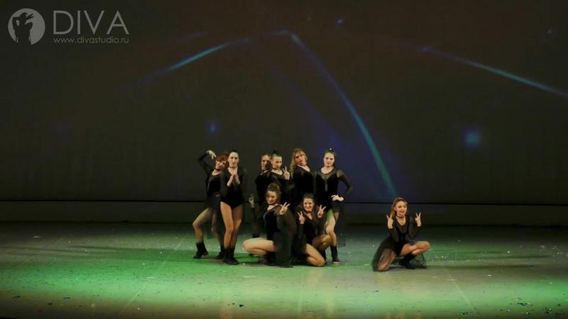 Go-go, хореограф Екатерина Данник