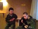 Гоп стоп зелень (Армейская песня под гитару)