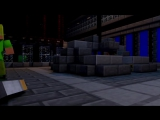 Minecraft Songs- ♪♪Like A Boss♪♪ Castle Raid PART 3 ♪ Minecraft Song and Animati_HD
