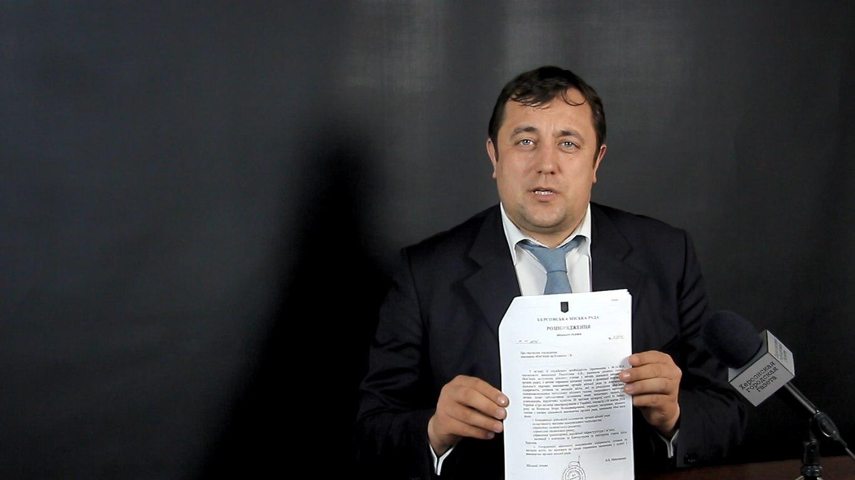 Виталий Богданов вскрыл огромный пласт коррупционных схем в горисполкоме (видео)