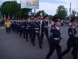 Факельное шествие 08.05.2016 г. ОСТРОГОЖСК
