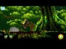 Монстр Трак в джунглях. Монстр Траки для детей. MONSTER TRUCK1 в джунглях