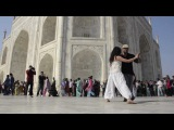 Rod Relucio and Jenny Teters - Taj Mahal, India