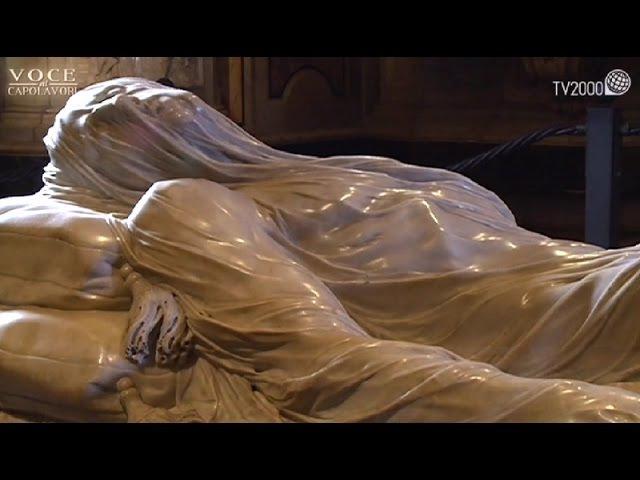 Voce ai capolavori: il velo di marmo trasparente
