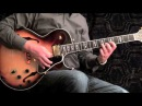 5 Jazz Guitar Licks - John Coltrane Style with Tabs (Lick 36 - 40)
