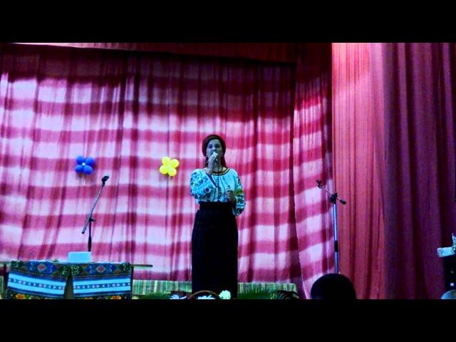 Concert cu Adriana Bucevschi in sat. Ropcea 28.08.2013