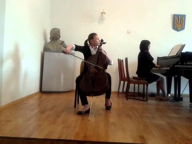J.L. Duport Sonata G-dur cello