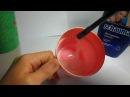 Видео как сделать лизуна из клея титан