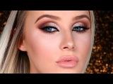 NEW YEAR'S EVE Glam Makeup Tutorial!  Lauren Curtis