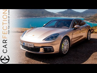 Porsche Panamera 4 E-Hybrid: Attractive, Fast and Green - Carfection