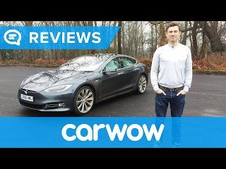 Tesla Model S P100D Ludicrous 2017 review | Mat Watson Reviews