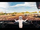 Marshmello at Ilesoniq Music Festival in Montreal, Canada Recap