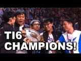 DC vs WINGS - THE INTERNATIONAL 2016 CHAMPIONS DOTA 2